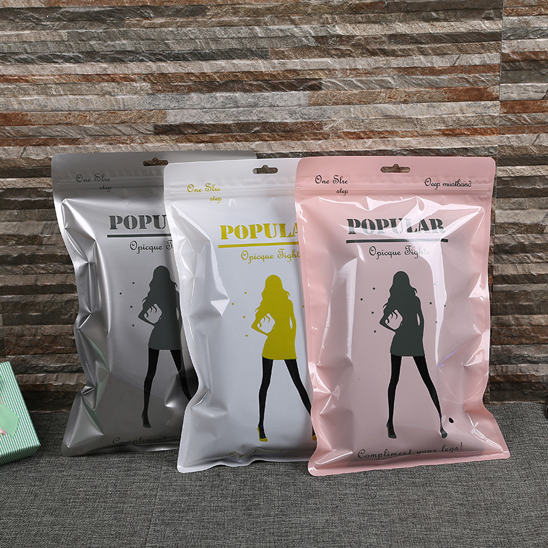 Hot product general clothing leggings bags, plastic bags, underwear