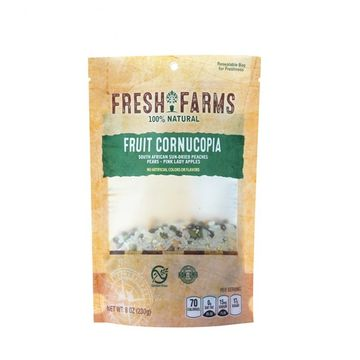 Custom Printed Laminated Plastic Food Packaging Bag For Fruits/Vegetables plastic bag