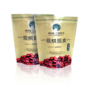 custom printing flexible stand up plastic pouch bag for dried food with clear window plastic bag