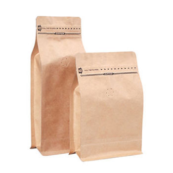 Custom-printing-kraft-paper-coffee-bean-packaging