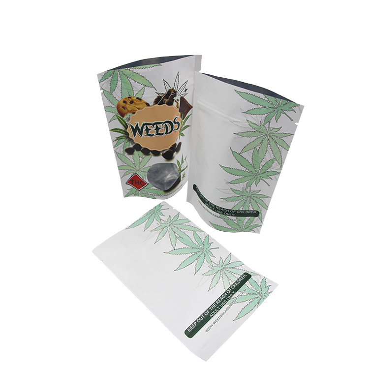 High Quality stand up ziplock food packaging bag