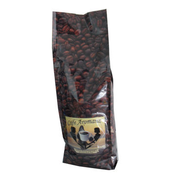 High Quality With Valve Coffee Plastic Bag 3