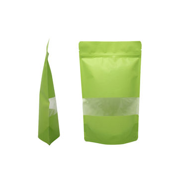 Standing-up-pouch-with-resealable-zipper-eco