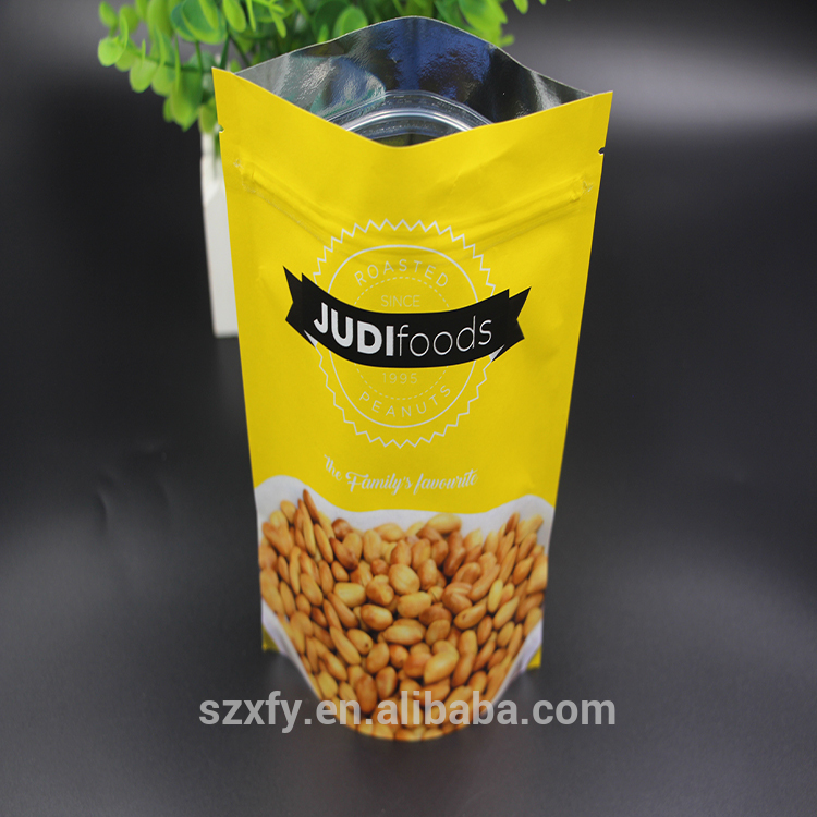 Aluminum Foil Middle Sealing Potato Chips Packaging Bag Wholesale