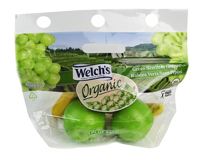 High Quality bopp plastic bag