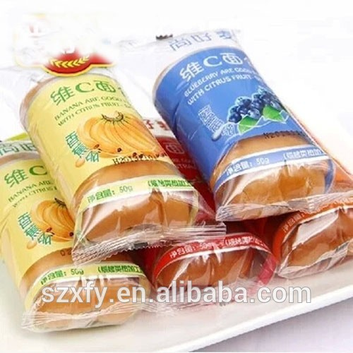 Customized Bread Printed Plastic Packing Bag with Logo