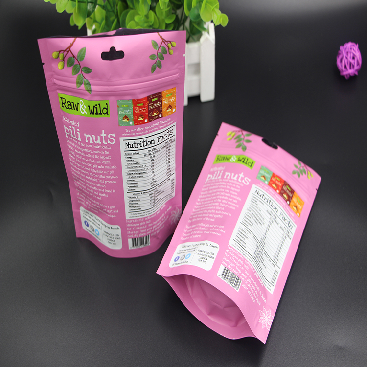 nuts and dried fruit packaging Customized Details 3