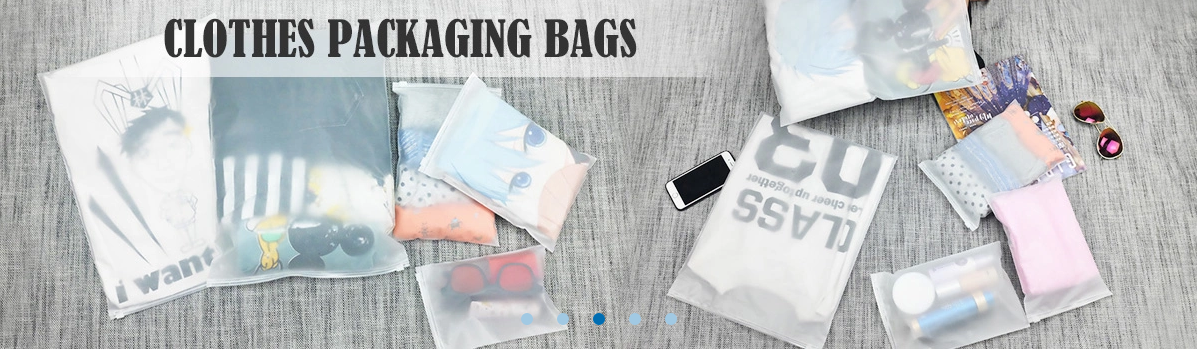 clothes packaging bags