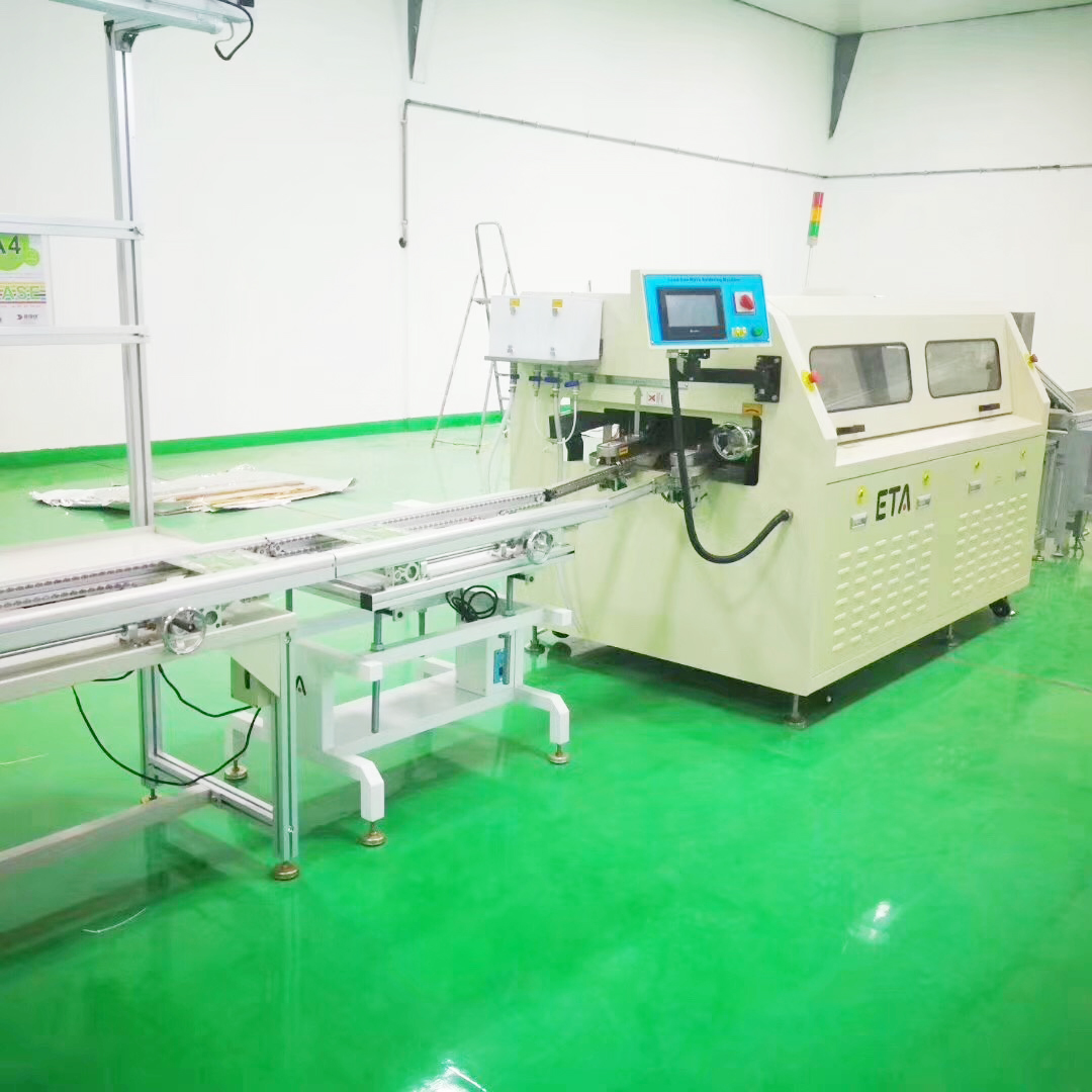 Automatic THT Line Machine DIP PCB Insertion Line