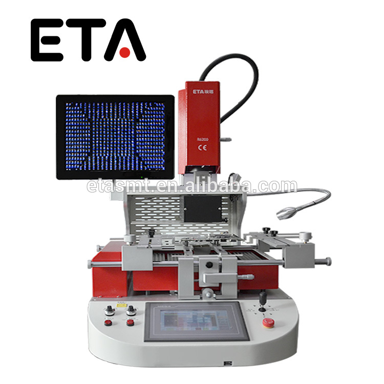 ETA R6200 Automatic BGA Rework Station for Repairing Motherboard