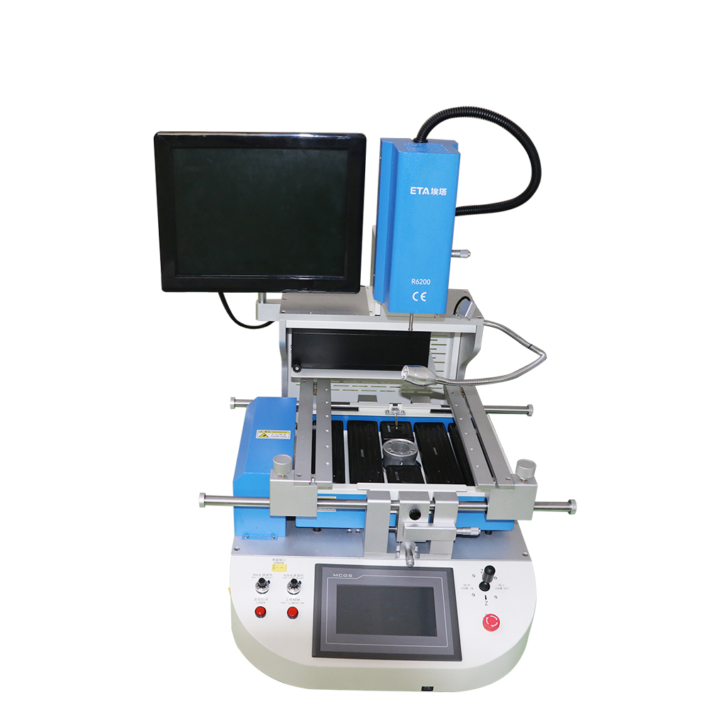 BGA Rework Station for Repairing Mobile Motherboard