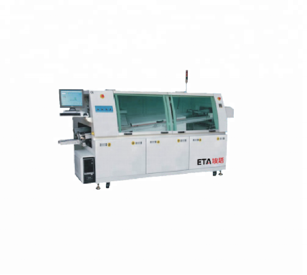 ETA Lead Free Dual Wave Soldering Machine Price