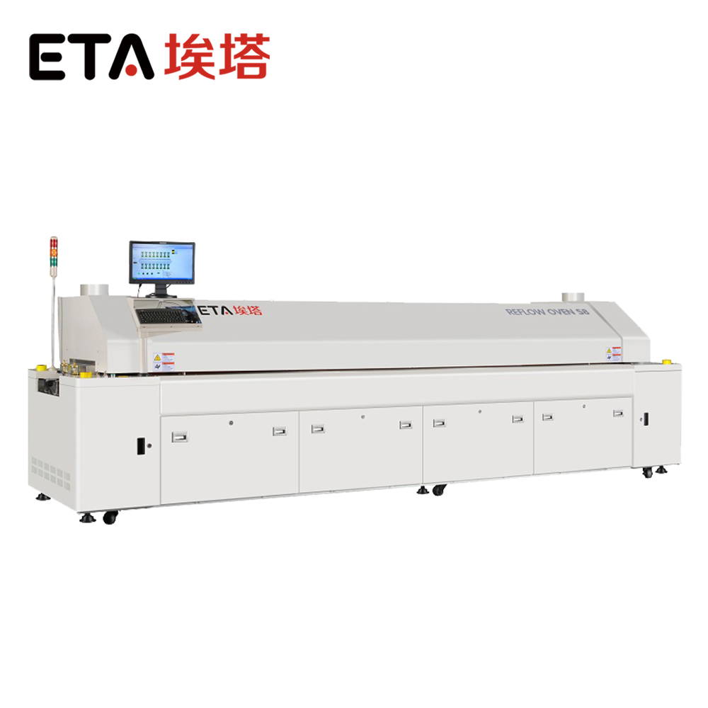 High precision SMT oven reflow for iphone/cellphone/ipad S10