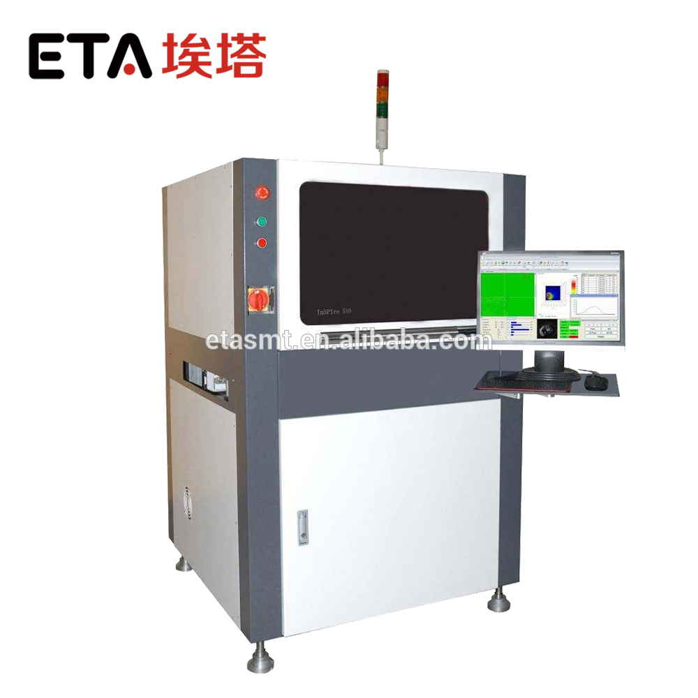 ETA automatic SPI optical inspection machine for PCB assembly
