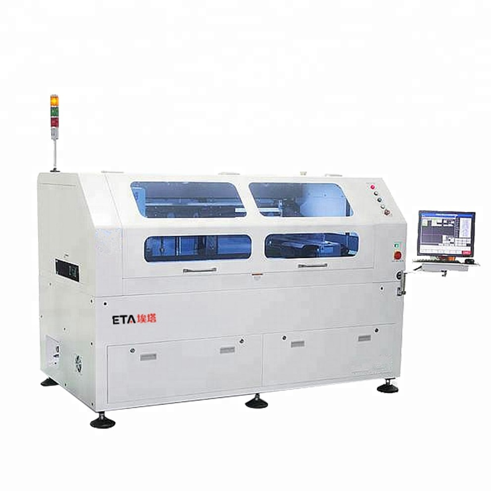 Muti-Functional PCB Stencils Full Auto SMT Printer PC Controlling System