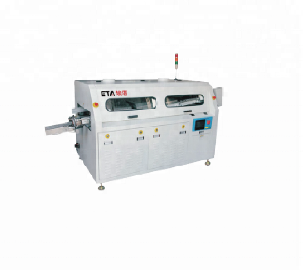 Shenzhen ETA dip Wave Soldering Machine with free welding parts