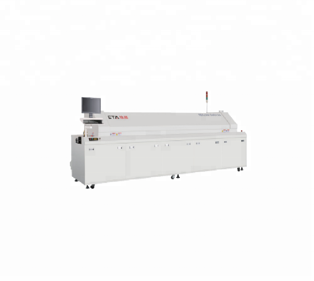 Shenzhen lead free smd REFLOW OVEN for led strips making
