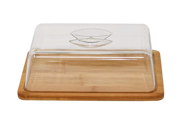 Cheese Board With Serving Tray