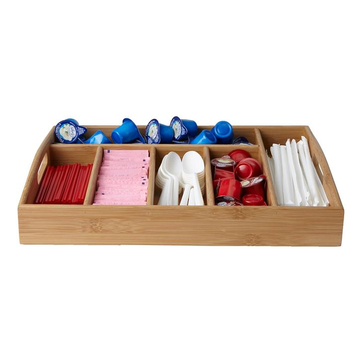 Condiment And Accessories Organizer